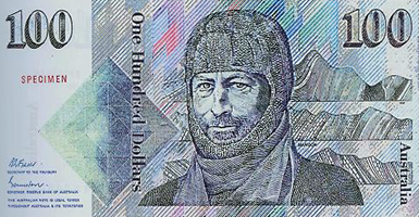 Mawson100_dollar_note_front