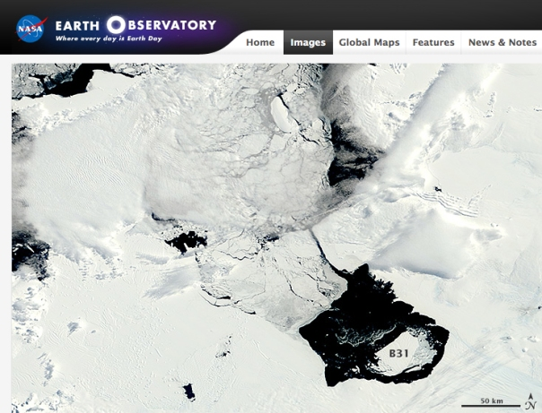 NASA_ B31iceberg_Pine Island